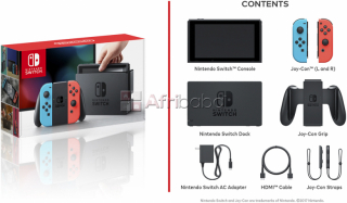 Nintendo Switch console Ps4