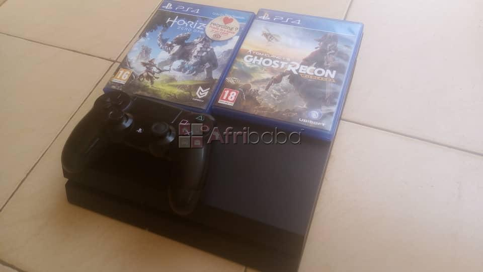 Ps4 (play station 4)