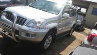 Location de voiture  Rental car: Toyota Land Cruiser Prado #1