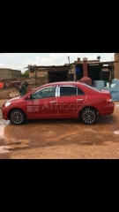 Toyota Yaris berline en location