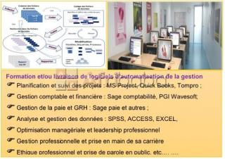 Formations optimisation professionnelle