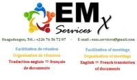 Documents translation services : Engish to French and vice-versa