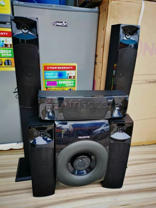 Woofer polystar puissant