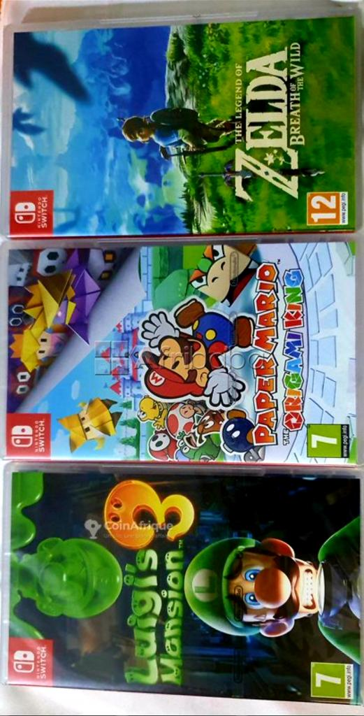 Disquettes switch #1