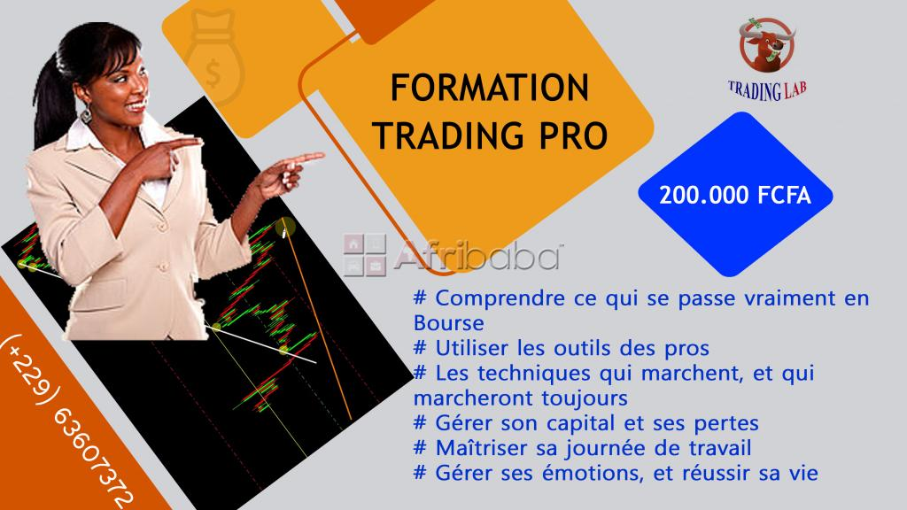 Formation Trading PRO