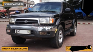 A vendre toyota 4runner awd bh #1