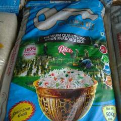 Commerce de riz, 5% brisure(PARABOILED Rice)