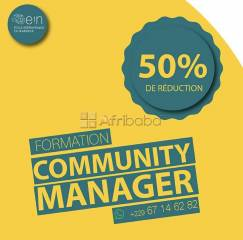 Formation en Community Management