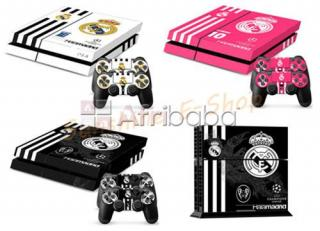 Stickers ps4 skin design