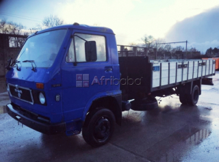 "Camion man 8.136 "" chassis long """