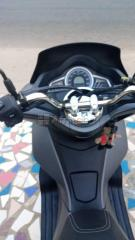 Scooters pcx