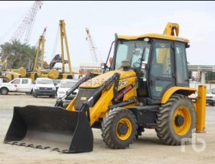 Jcb 3dx tractopell 2018