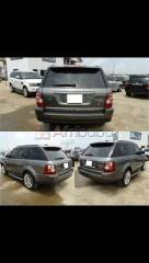 Range rover 2008 full option