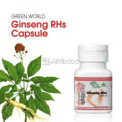 Le ginseng rhs de green world #1