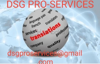 High quality translation services in benin available