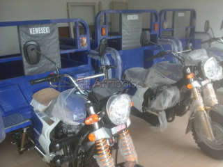 Tricycle Motors