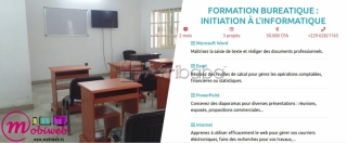 Cours informatiques : Formations Word, Excel, Powerpoint et Internet!