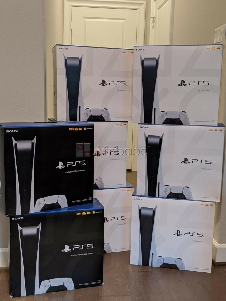 Selling ps5 disc / digital edition #1
