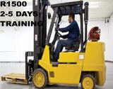 FORK LIFT TRAINING IN KEMPTON PARK,SOUTH AFRICA