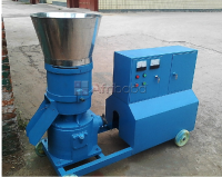 Poultry and Livestock Feed Pellet Making Machines