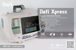 China Factory Upgrade Professional Manufacture Defibrillator Monitor