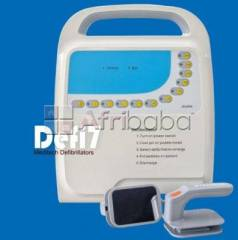 cheap price monophasic defibrillator device 360j ,simple to use and a