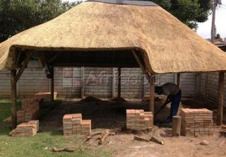 Gazebo thatching