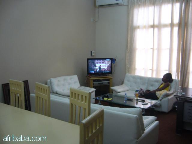 APPARTEMENT MEUBLE A LOUER A GOMBE #1