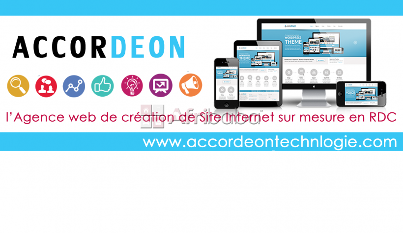 Création Site Internet, Marketing Web, Développement Application et Depanna