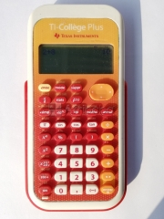 Calculatrice t-i college plus