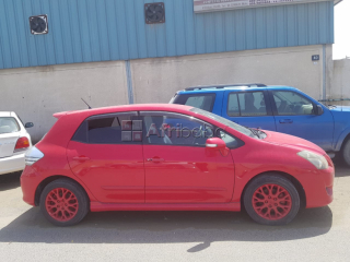 Toyota blade (couleur rouge)