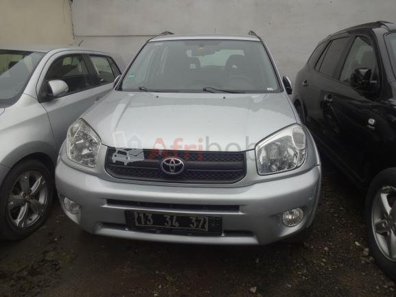 Toyota rav 4 gris année 2005 occasion d\'europe #1