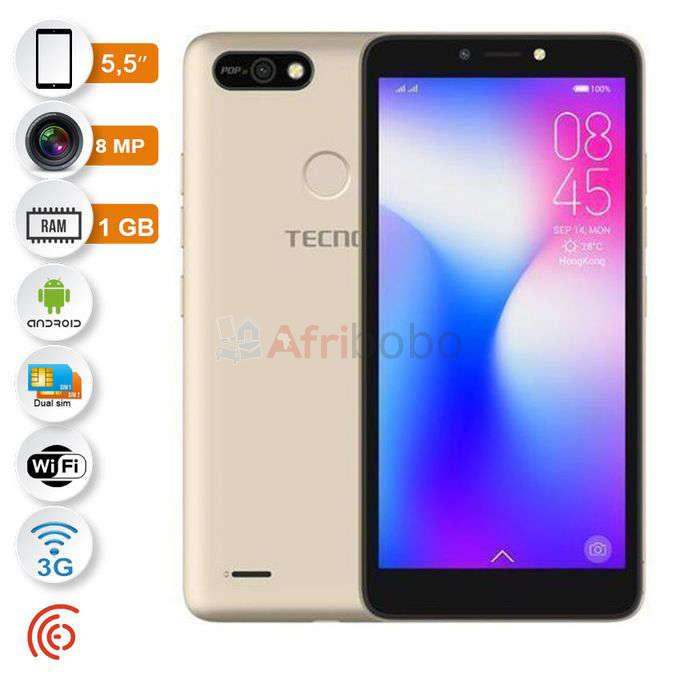 Tecno pop 2f (b1f) - smartphone - dual sim - 5,5\'\' - 16gb/1gb - 8mp/5m #1