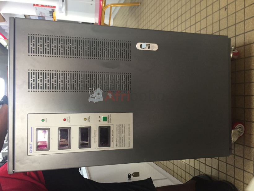 High Quality CHiNT Voltage Regulator 30KVA #1