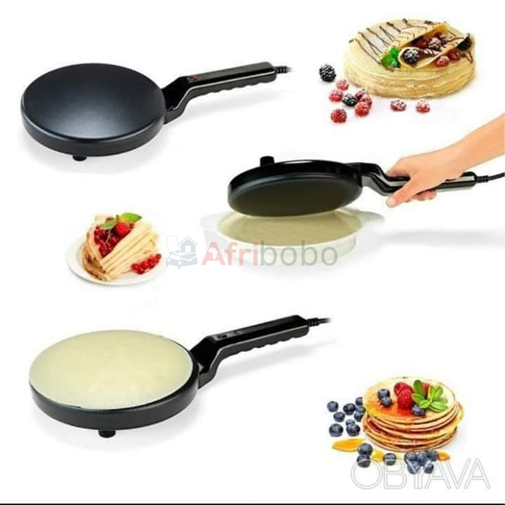 Non stick crepes maker