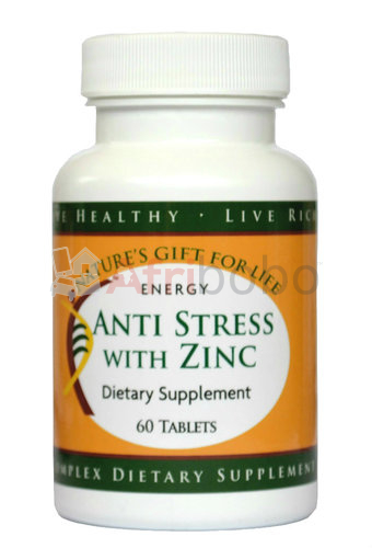 Anti-stress with zinc