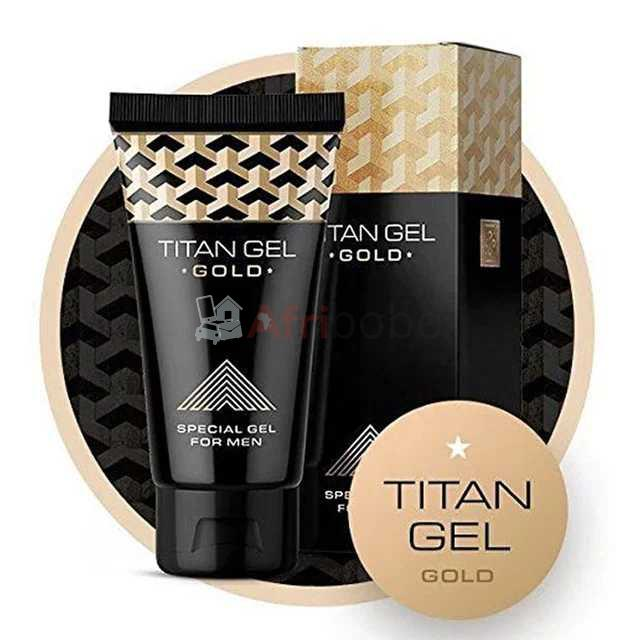 Titan gold gel - 50ml #1