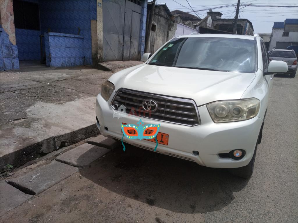 Toyota Highlander 2010, 7 places #1