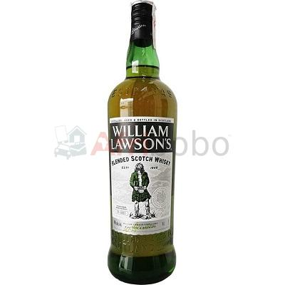 William lawson\'s finest blended whisky 12x1l