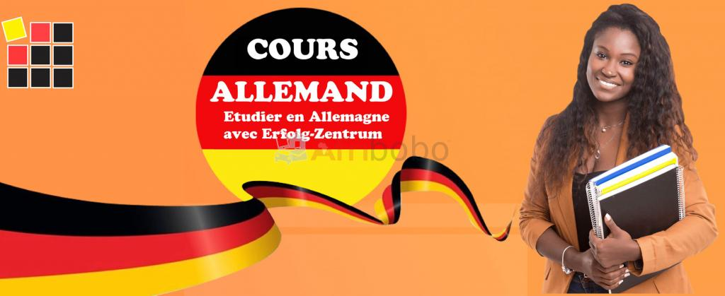 Cours intensif d\'allemand