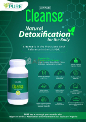 Cleanse Natural detoxification