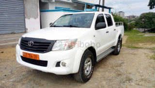 Toyota pickup hilux -double cabine version 2012-occasn