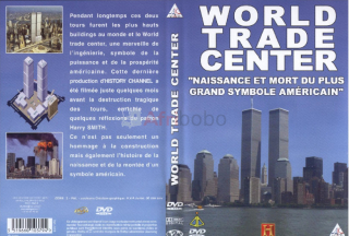 Dvd documentaire - world trade center : (90 min)