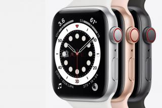 Montre connectée Apple Watch SE