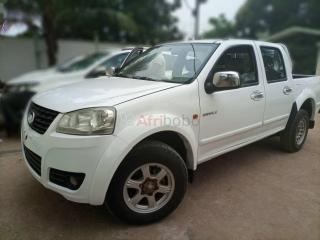 Great Wall 2013 Pick-Up Double Cabine immatriculée
