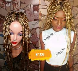 Perruques tresses africaines / braided wigs