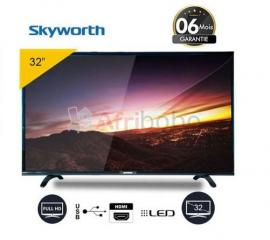 Television skyworth led 32 pouces full hd