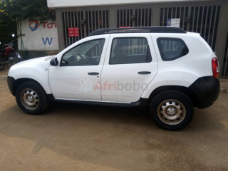 N°672: renault duster 2013 occasion cameroun