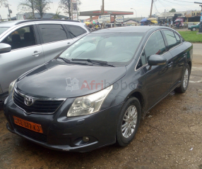 Avensis 2011, essence, vvti, automatique