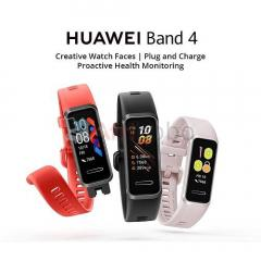 Montre connectée Huawei Band 4
